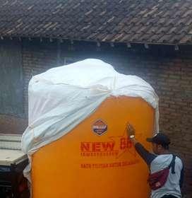 Tandon air 5000 liter gudang toren new88 kebumen hdpe