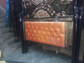 New iron and steel bed modern designs