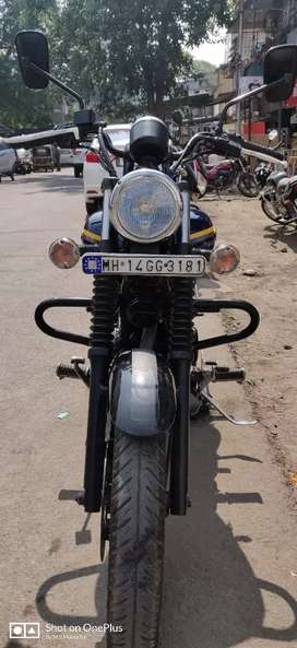 AVENGER STREET 150CC IN SCRATCHLESS CONDITION FOR SALE