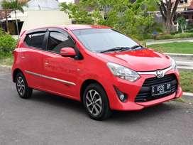 Toyota Agya 1.2 G trd 2018