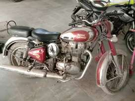 Demand 1 lac, The bike is in good condition