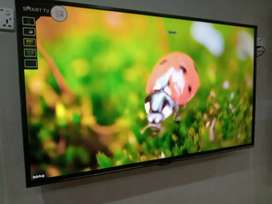 Today offer 46 inch Smart QLED LED TV ANDROID 5.1 BUILTON STORE