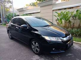Honda city Rs Cvt 2016