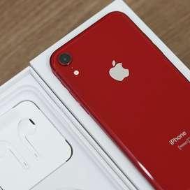 Apple iPhone XR 128 Gb Red Fullset