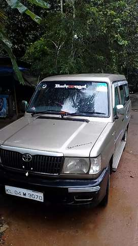 Good condition, neat,  ac, 10seater