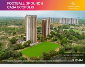 Luxurious project ( Affordable pricing)in upper thane west