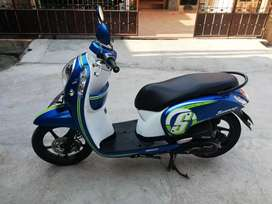 Scoopy Esp & Iss