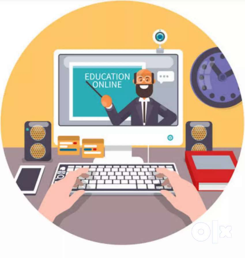 Online Home Tution available  upto 10th STD all syllabus,spokenEnglish