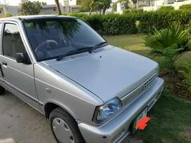 Family used car.one handed mehran vxr