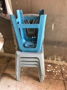 3Chair  1Stool . Available.