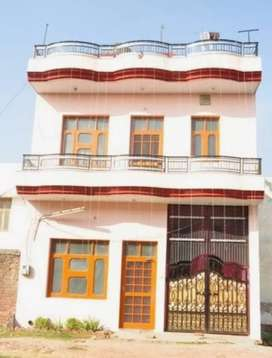 85 gaj house for sale in markal colony, very near to market area
