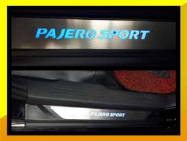 PROMO Sillplate Samping Lampu Pajero All New