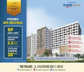 Promo Oktober 1001 ! Apartemen The Palace Jogja dekat universitas kota