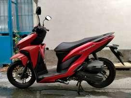Honda Vario 150cc Facelift ISS 2018 AD Sragen, Pajak Ok, Surat Komplit