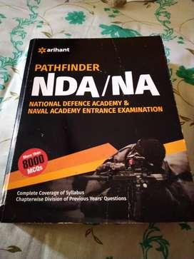 Arihant NDA/NA entrance exam book