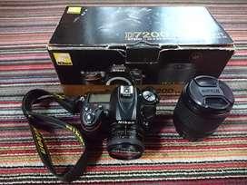 Nikon d7200 lensfix 50mm f1,8 afd