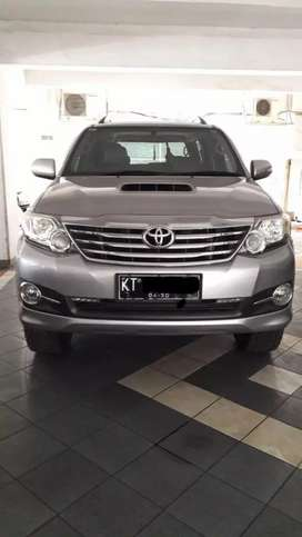 Fortuner G 2.5 VNT 4X4 AT