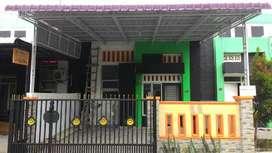 Rumah hunian exclusive dengan lingkungan asri disewakan / dikontrakkan