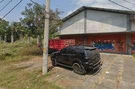 Tanah Kawasan Wisata Borobudur - Ada bangunan gudang + rumah