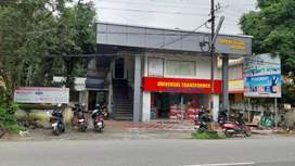 Shops or Office space for Rent near Victoria College Palakkad