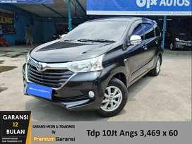 [OLX Autos] Tdp 10jt Toyota Avanza 2017 1.3 G A/T Bensin Hitam #Nava