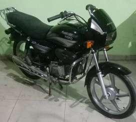 Hero Splendor 100cc average bike