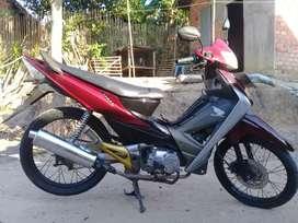 Motor Honda Revo tahun 2007