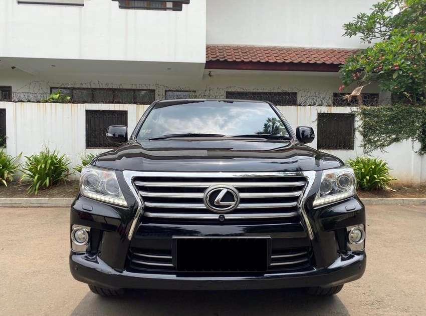 TDP350JT- LX570 Facelift 2012/2013 ATPM Black Lexus  LX 570 0