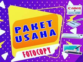 Cuci Gudang Paket Usaha Fotocopy Canon iR3235/3245