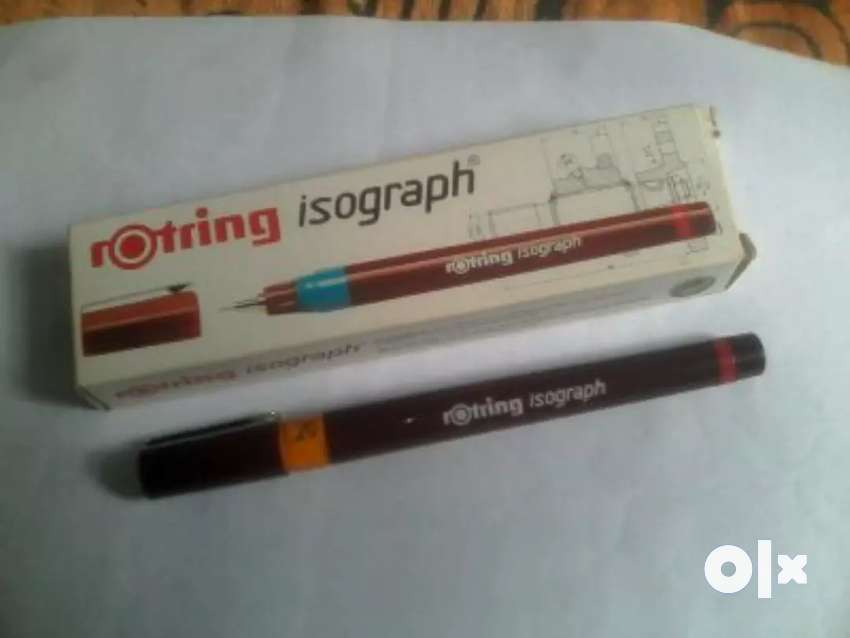 rotring inking ghraphic pen for artist 0