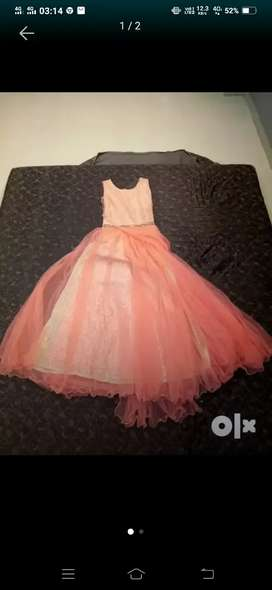Party gown for sell