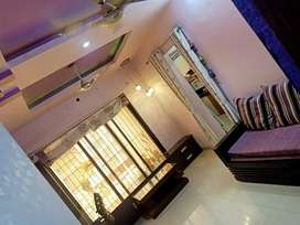 1bhk rental flat available in near dmart Ghodbander road