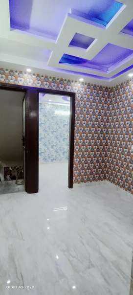 2bhk 525sqrft near to dwarka in uttam nagar west