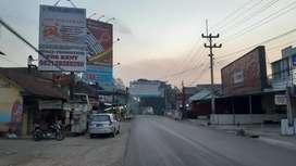 Billboard Sumedang 4m X 6m X 2 muka vertikal front light