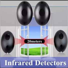 12V or 24V Active Photoelectric Single one 1 infrared Be