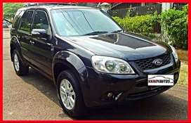 Ford Escape Sunroof Xlt Limited 2010 / 2010 Matic Hitam Terawat