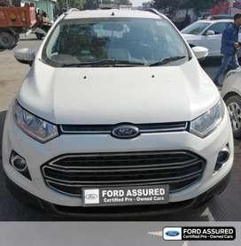 Ford Ecosport, 2017, Diesel