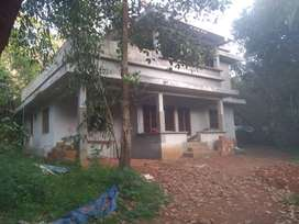 51cend land and two house