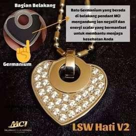 Kalung kesehatan LSW love gold