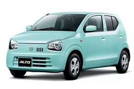 Suzuki Alto VXL 2020 now available on only 20% advance