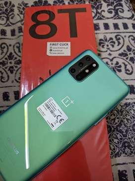 OnePlus 8T 12GB 256GB (PTA Approved Dual Sim Brand New Condition Compl