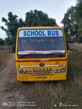 Eicher school bus 32 seater