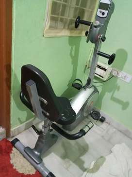 Aerofit cycling machine