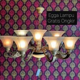 Lampu Hias Gantung Minimalis & Antik