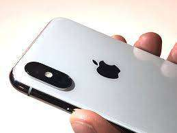 (apple) I phone x with updated version (c.o.d ) in good prices