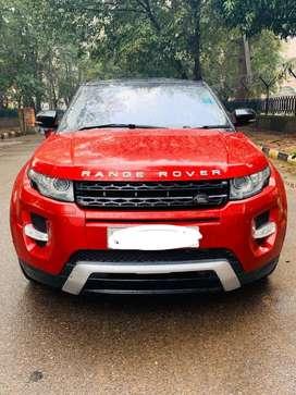 Land Rover Range Evoque HSE Dynamic, 2011, Diesel