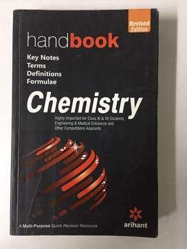 Handbook Chemistry