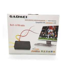 Gadmei TV Tuner LCD 5830 For Monitor Wide Screen and CRT