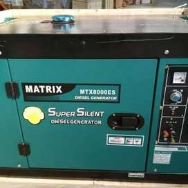 Genset Matrix MT8000 ES