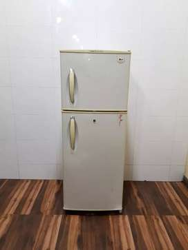 Free shipping LG 250ltr double door refrigerator
